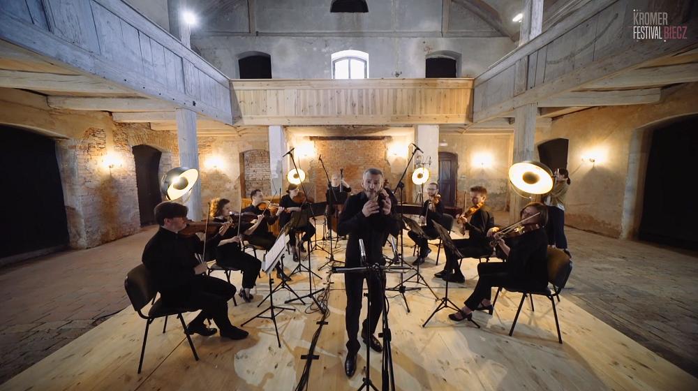 "Koncert ""quasi-Passione"" w paśmie ""Filharmonia TVP Kultura 2"""