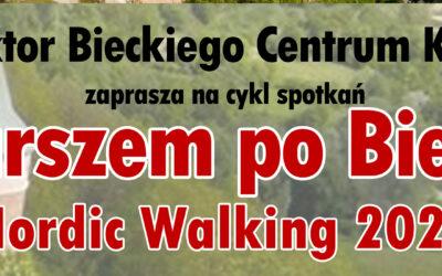 Marszem po Bieczu Nordic Walking 2021