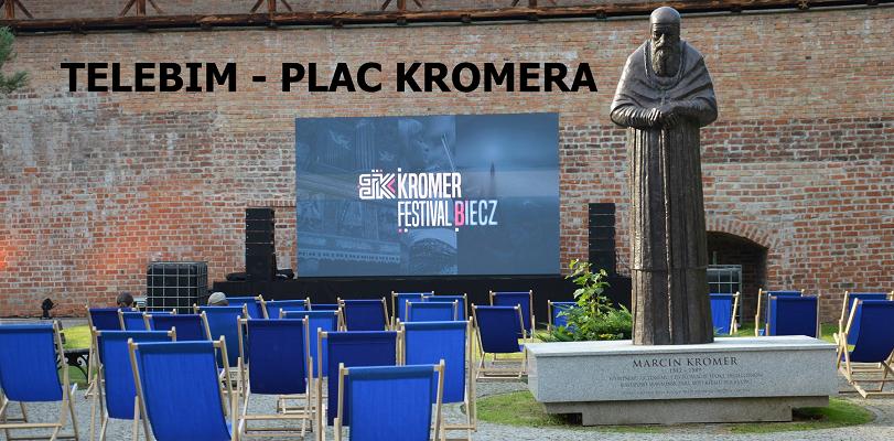 Zapraszamy na Plac Kromera do miasteczka festiwalowego