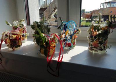 Galeria: zajęcia sekcji plastycznej